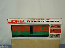 Lionel 6-9422 Elgin Juliet & Eastern Box Car O scale New old stock vintage