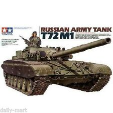 Tamiya 1/35 35160 Russian Army T-72M1 Tank Model Kit