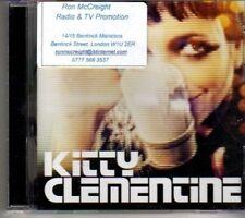 (DH38) Kitty Clementine, Kitty Clementine - 2011 DJ CD