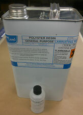 5kg Polyester General Purpose Resin & Catalyst ~ Crystic C2-446PA (Ref:AE018630)