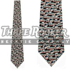 Dolphins Silk Tie Miami Dolphins Neckties NWT Licensed Mens Neck Ties