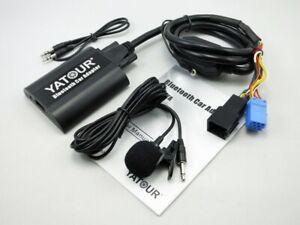 Yatour BTA VW8D A2DP Bluetooth Car Adapter CD Changer For VW / Audi 8Pin Radio