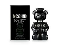 2019 Moschino TOY BOY eau de parfum 100 ml 3.4 oz new in box sealed authentic