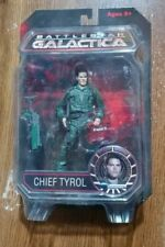 Battlestar Galactica Chief Tyrol Action Figure New Diamond Select