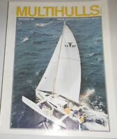 Multihulls Magazine Ladybug Across The Pacific March/April 1991 072914R