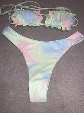 Tie Dye Bikini Size S Zaful