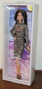 The Barbie Look City Shine Lace Dress NRFB #CFP38 2014 Black Label