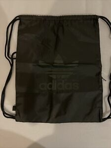 adidas gym bag Black