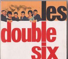 LES DOUBLE SIX - LES DOUBLE SIX (CD) . Jazz français, vocal.