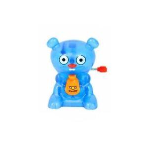 Uglydoll Clear Blue Trunko Flipping Wind Up Toy