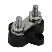 Bus Bar Negative Bus Bar Terminal Stud Junction Stud Caravan Boat 4WD NEW M6