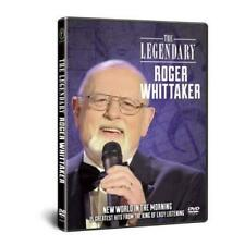 Legendary Roger Whittaker New World in the Morning DVD Greatest Hits Gift Idea