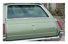1966-1967 Olds Cutlass 442 Vista Cruiser F-85 Outside Door Handle Set 66 67