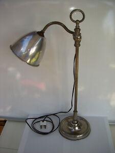 LAMPE DE BUREAU MONTE ET BAISSE ANCIENNE
