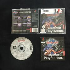 PS1 Beyblade Let It Rip! OVP Sony Playstation 1 #PS1#01489