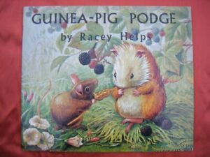 Guinea Pig Podge (Medici books for children) by Helps, Racey Paperback Book The