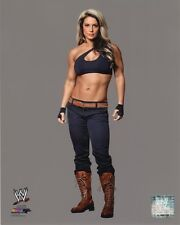 "WWE PHOTO KAITLYN STUDIO 8x10"" OFFICIAL WRESTLING PROMO"