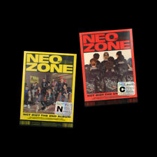 NCT 127 - NCT #127 Neo Zone [N+C ver. SET] 2CD+2On Pack Poster+Gift+Tracking no.