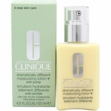 Clinique Dramatically Different Moisturizing Face 3 Step Skin Care Lotion 125ml