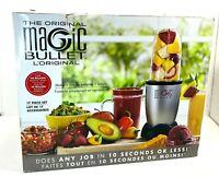 NEW Original Magic Bullet 17 Piece Set Nutri Blender - Open Box