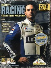 2016 Beckett Racing Collectibles Price Guide 27th Ed NASCAR Cards, NHRA Cars