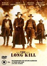 Willie Nelson Kris Kristofferson THE LONG KILL - GUN BLAZING ACTION WESTERN DVD