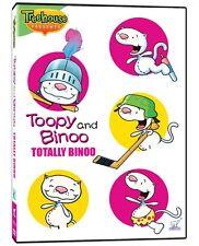 Toopy and Binoo: Totally Binoo (DVD) NEW