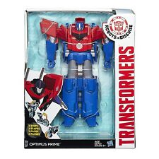 Hasbro TRANSFORMERS B0899 Robots in Disguise Autobot 3-Steps Optimus Prime