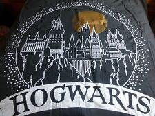 Harry Potter HOGWARTS Reversible Double Duvet Set with 2 pillow cases BNWT