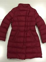 F32 ITALY TOP QUALITY WARM SOFT Goose Down coat Jacket Giacca Trapuntata Siz S M