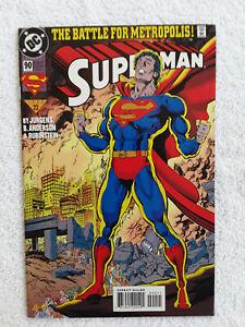 Superman #90 (Jun 1994, DC) VF+