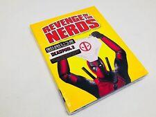 Revenge Of The Nerds Blu-Ray - Deadpool Photobomb Walmart Exclusive & Movie Cash