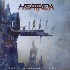 Heathen - Evolution Of Chaos, The - CD - New