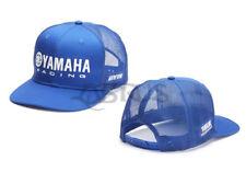 Genuine Yamaha 18 GYTR Adults Flat Peak Mesh Baseball Cap