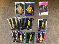 2018-19 Panini Prizm Moritz Wagner Rc Rookie Lot (x14) w/Silver! Optic Wizards