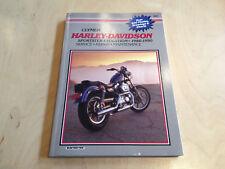 Reparaturanleitung Harley-Davidson Sportster EVO (86-90) (Englisch)