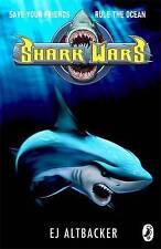 Shark Wars, Altbacker, E J, Excellent Book