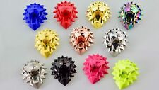 LION METAL ROAR LACE LOCKS COLORFUL CHARMS LOCKS FOR ALL SHOES BUY 2 GET 1 FREE