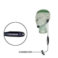 Klein Razor Lightweight Headset for Motorola EX GL GP PRO Two Way Radios