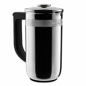 NEW KitchenAid Precision Press Coffee Brewer KCM0512, Free Shipping