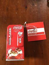 Kerstbal Kurt S. Adler ZGZCC1162 Coca Cola