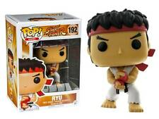 Street Fighter Ryu Special Attack Pop! Funko games Vinyl figure n° 192