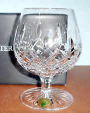 Waterford Crystal Lismore Brandy Balloon Glass #6223182600 New In Box