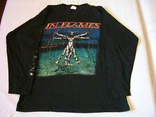 Dans Flames – Very rare Old Original World Tour 2000/01 US!!! METAL