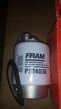 FRAM PS7407A SNAP - LOCK FUEL WATER SEPARATOR FILTER! FREE SHIPPING!