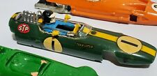 SCALEXTRIC?TRIANG?MONOGRAM? F1 'TEAM LOTUS' SHELL FROM 1960s SLOT CAR COLLECTION