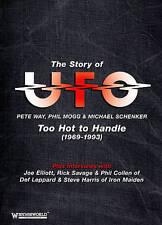 U.F.O. - The Story of U.F.O. - Too Hot to Handle (DVD, 2014)