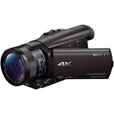 Sony FDR-AX100E 4K Ultra HD Camcorder (PAL) ggx