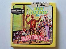 Vtg. Ben Turpin in Smalltown Idol Standard 8mm Home Movie 5528 United Artists
