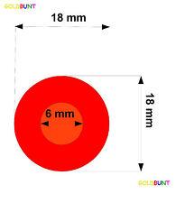 14 Ohrpolster 18 mm für Kopfhörer MP3 MP4 iPod iPhone iPad inEar Mikrokopfhörer